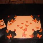 Parures de Bureau Papillons